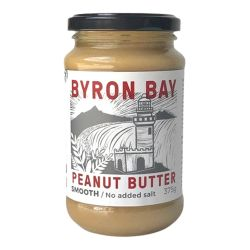 Peanut Butter - Smooth (Unsalted)