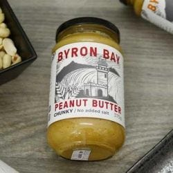 Chunky Unsalted Peanut Butter