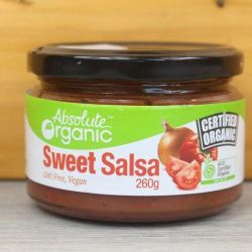 Organic Sweet Salsa