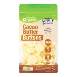Cacao - Butter (Buttons)