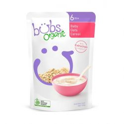 Organic Baby Oats Cereal