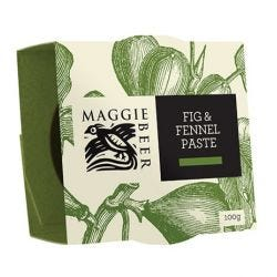 Fig and Fennel Paste