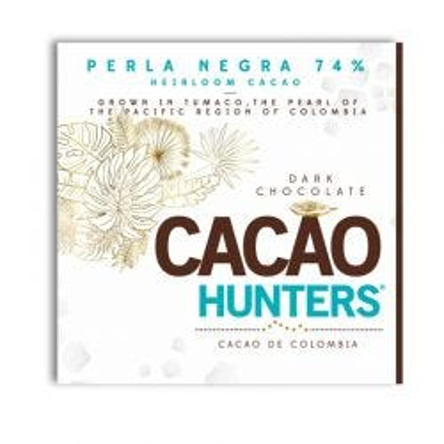 Heirloom Perla Negra 74% Dark Chocolate