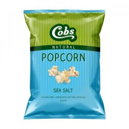 Natural Popcorn Sea Salt