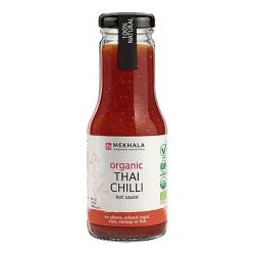 Organic Hot Sauce - Issan Thai Chilli