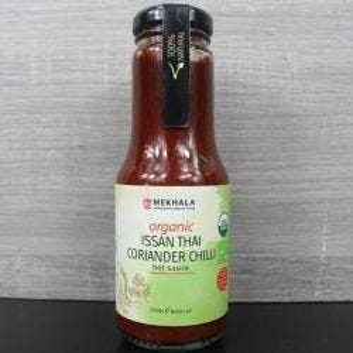 Organic Issan Thai Coriander Chilli Hot Sauce