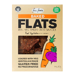 Root Vegetable Baked Flats