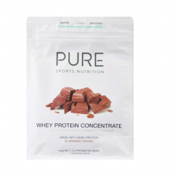 Organic Cacao Whey Protein