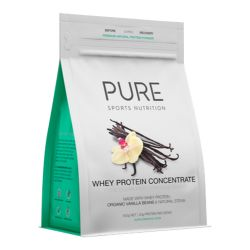 Whey Protein Concentrate - Vanilla Bean