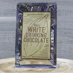 Real White Drinking Chocolate