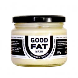 Mayo with Olive Oil & Free Range Eggs