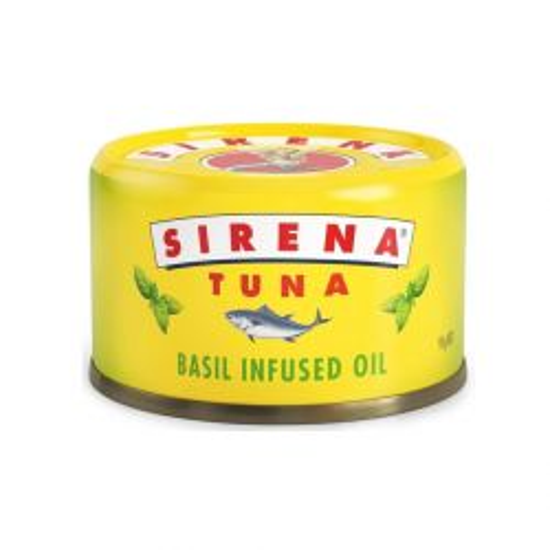 Basil Infused Tuna