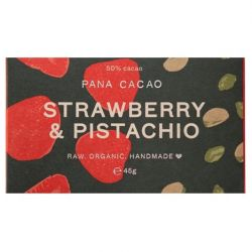 Strawberry & Pistachio Chocolate