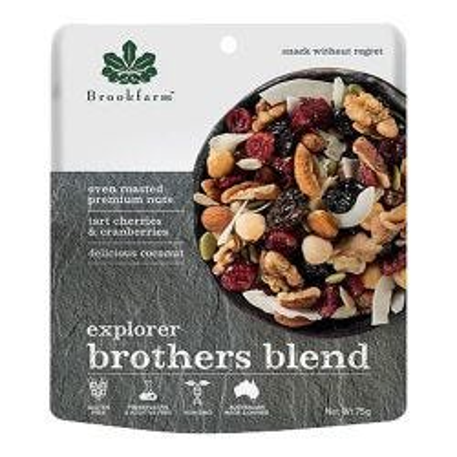 Premium Nut Mix - Explorer Brother Blend