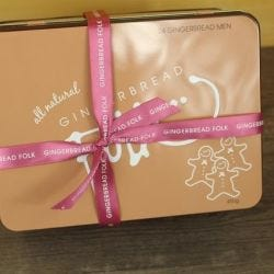 Gingerbread Men Tin