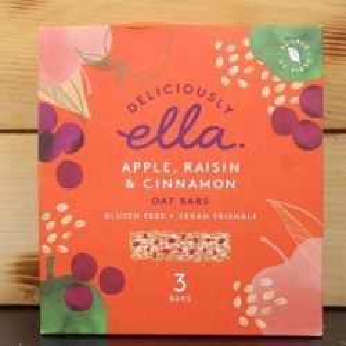Apple, Raisin & Cinnamon Oat Bar - Multipack