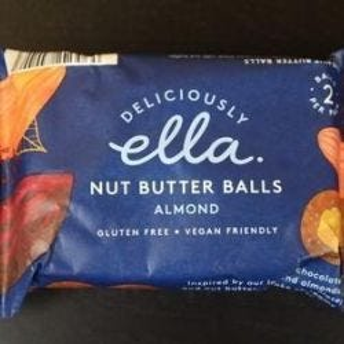 Almond Nut Butter Ball