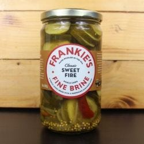 Sweet Fire Pickle