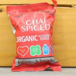 Chai Spiced Sprouted Snack