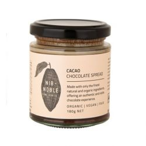 Organic Chocolate Spread