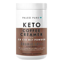 Double Choc Coffee Creamer with MCT Powder