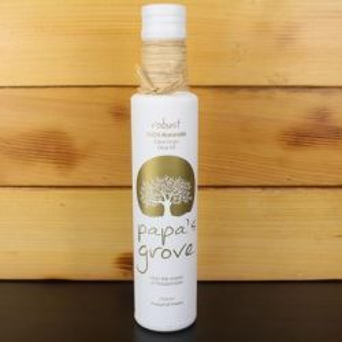 Robust Extra Virgin Olive Oil