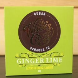 Cuban 70 Ginger Lime Chocolate
