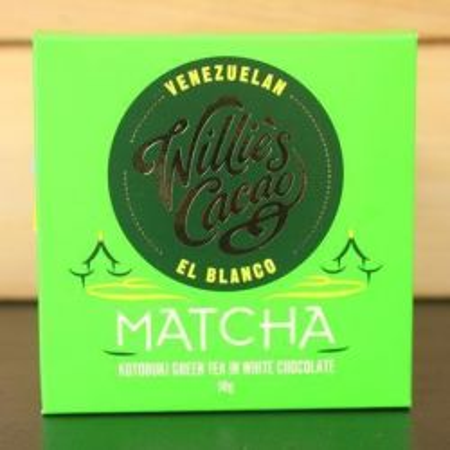 Kotobuki Green Tea White Chocolate