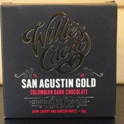 San Agustin 88 Gold Colombian Chocolate
