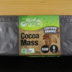 Organic Raw Cocoa Mass