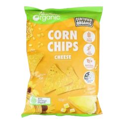 Corn Chips - Cheese