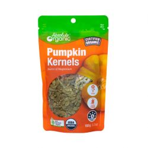 Organic Pumpkin Kernels (Pepitas)
