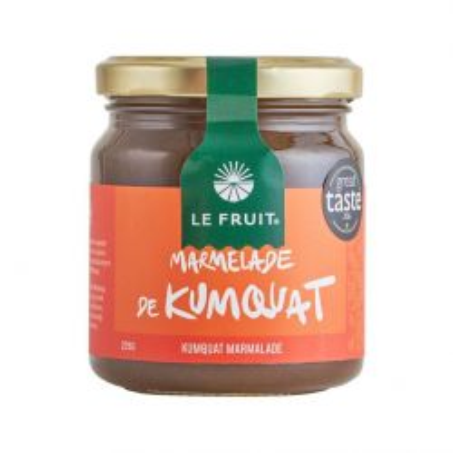 Kumquat Marmalade Jam