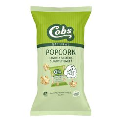 Popcorn Multipack - Lightly Salted, Slightly Sweet