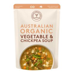 Soup - Chickpea & Vegetable