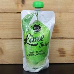 Squeezed Lime Juice