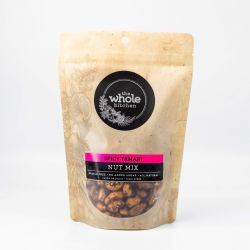 Spicy Tamari Nuts