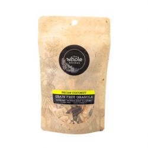 Grain Free Granola - Pecan Coconut