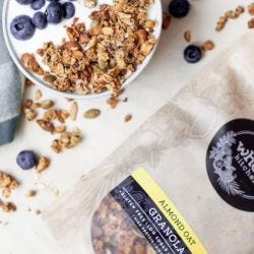 Gluten Free Almond Oats Granola