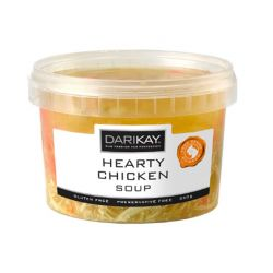 Soup - Hearty Chicken