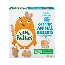 Organic Animal Biscuits