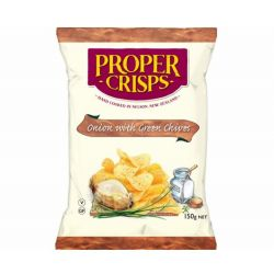 Onion & Chive Chips