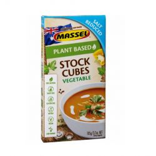 Ultra Vegetable Stock Reduced Salt