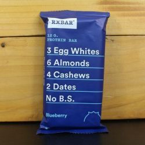 Blueberry Protein Bar