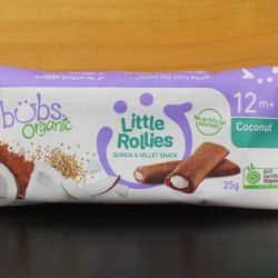 Coconut & Raw Cacao Little Rollies