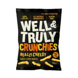 Crunchies Really Cheesey