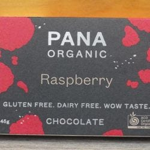 Organic Raspberry Chocolate (N/A)