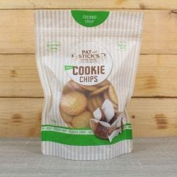 Coconut Crisp Cookie Chips