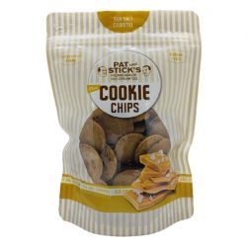 Sea Salt Caramel Cookie Chips
