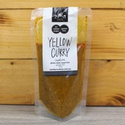 Yellow Curry Recipe Base
